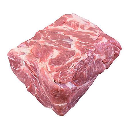 Pork Boston Butt, Cryovac (priced per pound)