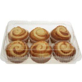 Member's Mark Cream Cheese Muffins (6 ct.)
