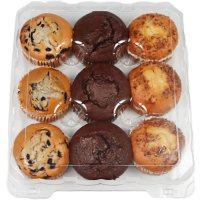 Muffins, Variety Pack (9 ct.)