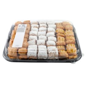 Pastry Tray, Assorted Flavors (108 ct.)
