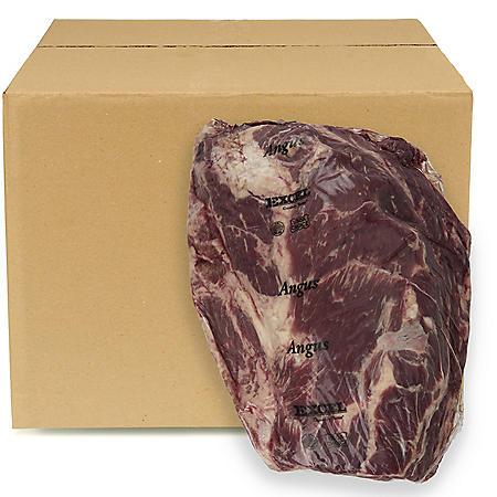 USDA Choice Whole Chuck Roll, Cryovac, Bulk Wholesale Case (priced per pound)