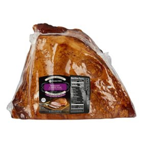 Member's Mark Boneless Half Carving Ham (priced per pound)