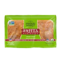 Georges Farmers Market Fajita Marinated Boneless Skinless Chicken Thighs (priced per pound)