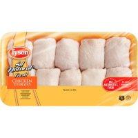 Tyson Skin-On Bone-In Chicken Thighs (priced per pound)
