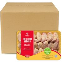 Member's Mark Whole Chicken Wings, Bulk Wholesale Case (priced per pound)