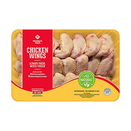 Member's Mark Whole Chicken Wings (priced per pound)
