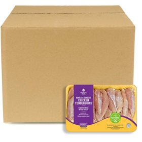 Member's Mark Chicken Tenders, Bulk Wholesale Case (priced per pound)