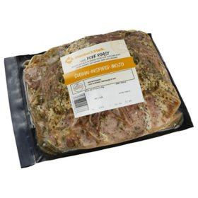 Member's Mark Cuban Mojo Pork Roast (priced per pound)