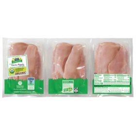 Perdue Harvestland Organic Boneless Skinless Chicken Breast (priced per pound)