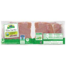 Perdue Harvestland Organic Boneless Skinless Chicken Thighs (priced per pound)