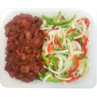 Member's Mark Beef Fajita Kit with Bell Peppers and Onions (priced per pound)