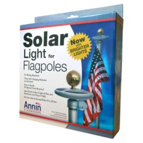 Annin - Solar Light for Flagpoles
