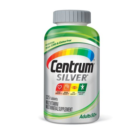 Centrum Silver Adults Multivitamin Tablets (325 ct.)