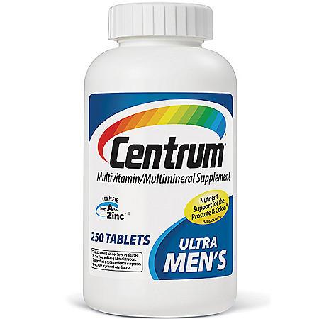 Centrum Ultra Vitamins