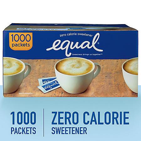 Equal Zero Calorie Sweetener (1,000 ct.)