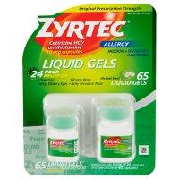 Zyrtec Liquid Gels (65 ct.)