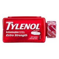 Tylenol Extra Strength Caplets, 500mg (325 ct.)