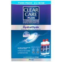 Clear Care Plus Cleaning & Disinfecting Solution (32 oz.)
