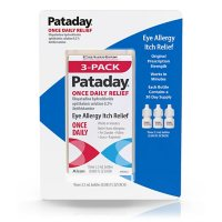 Pataday Eye Itch Allergy Relief, 0.2%, 2.5ml (3 pk.)