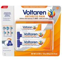 Voltaren Topical Arthritis Pain Relief Gel  (5.3 oz. 2 pk., + 1.7 oz.)