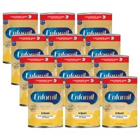 Enfamil Infant Formula, Milk-based Baby Formula with Iron, Concentrated Liquid in Cans (13 fl. oz., 12 pk.)