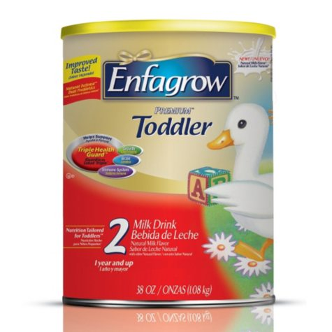 Enfagrow - Premium Toddler Powder Milk Drink, 38 oz. - 1 pk.