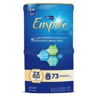 Enfamil Enspire Infant Formula with Lactoferrin, Reusable Tub (20.5 oz., 2 pk.)