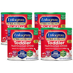 Enfagrow Toddler Next Step Milk Drink Powder, Vanilla (24 oz., 4 pk.)
