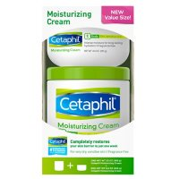 Cetaphil Moisturizing Cream for Very Dry, Sensitive Skin, Fragrance Free (20 oz. and 8.8 oz., 2 pk.)