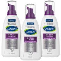 Cetaphil Pro Dermacontrol Oil Removing Foam Wash (8 oz., 3 pk.)