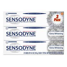 Sensodyne Extra Whitening Toothpaste (6.5 oz., 3 pk.)