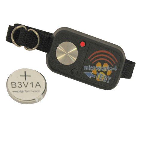 High Tech Pet Ultrasonic Collar MS-4
