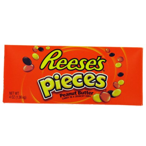 Reese's Pieces Peanut Butter Candy, Theater Box (12 ct.)