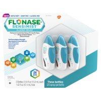 FLONASE Sensimist Allergy Relief Spray (120 sprays per bottle, 3 ct.)