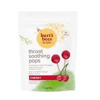 Burt's Bees Kids Throat Soothing Pops, Cherry  (15 ct., 3 pk.)