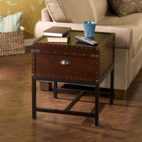 Dayton Storage End Table