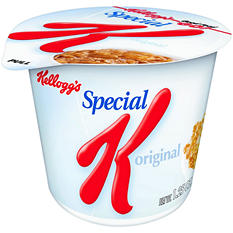 Special K Cereal in a Cup - 2 oz. Cup - 12 ct.