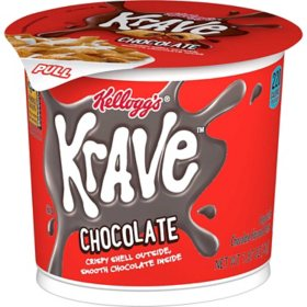 KRAVE CEREAL CUPS 12 COUNT