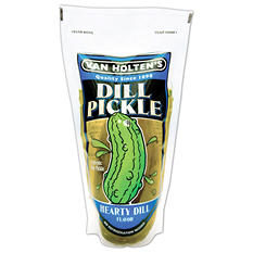 Van Holte Mild Dill Pickles - 12 ct.