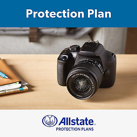 Allstate 2-Year Camera Protection Plan ($500 and up)