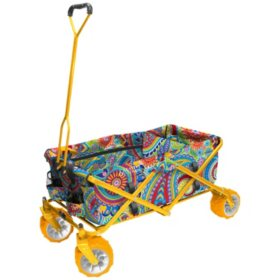 All-Terrain Folding Wagon (Various Colors)