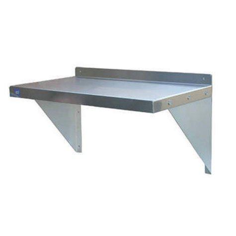 BlueAir Stainless Steel Wall Shelf