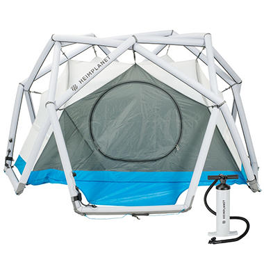 eb557884bb $99.00 Ozark Trail 10-Person 3-Room Vacation Tent with Built-in Mud ...