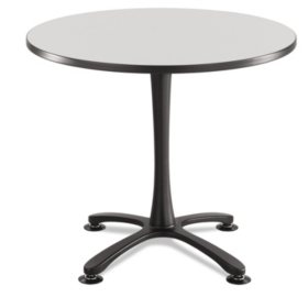 "Safco Cha-Cha 29"" x 36"" Hospitality Table, Select Color"