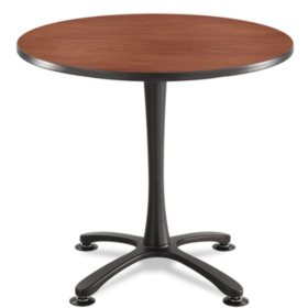 "Safco Cha-Cha 29"" x 30"" Hospitality Table, Select color"