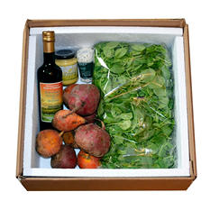 Beet Salad and Herbed Goat Cheese Kit (serves 4-6)