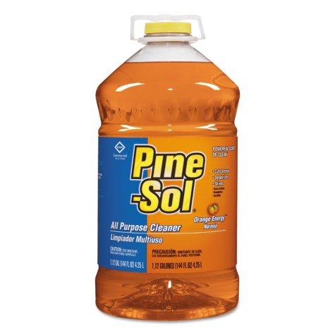 Pine-Sol All-Purpose Cleaner, Orange Energy (3 pk., 144 oz. Bottles)