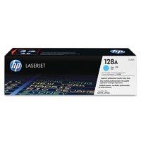 HP 128A Original Laser Jet Toner Cartridge, Select Color