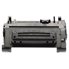 HP 90 Original Laser Jet Toner Cartridge, Black, (Select Type)