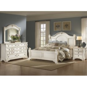 Carlisle Bedroom Set (Assorted Sizes) - Sam\'s Club